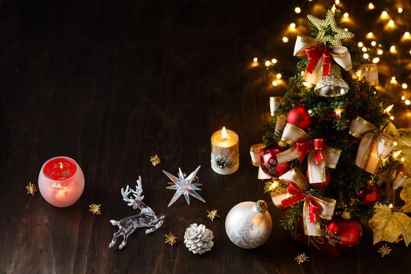 クリスマスの「おうちイルミネーション」