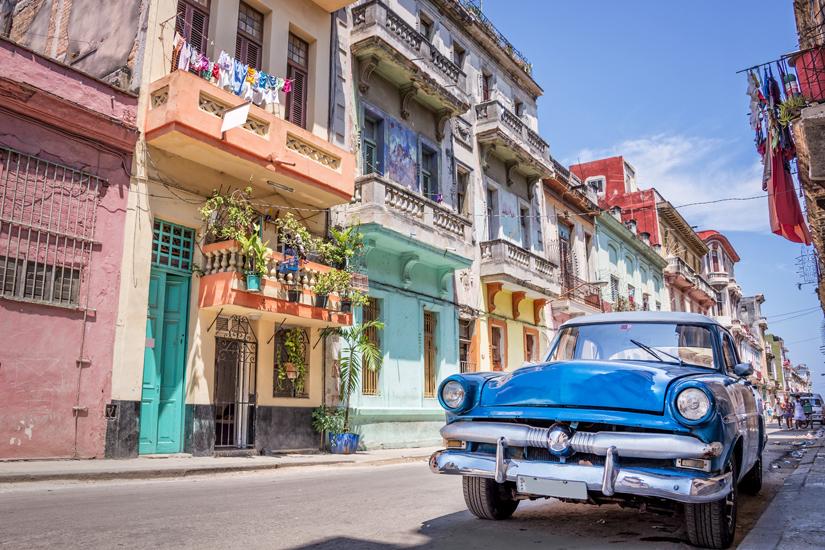 社会主義国家キューバの魅力